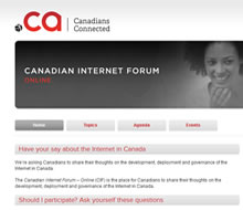 CIRA Canadian Internet Forum