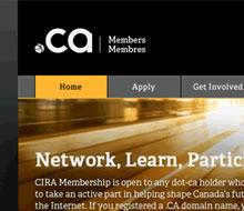 CIRA Members website