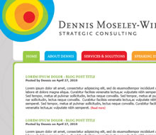 Dennis Moseley-Williams Strategic Consulting